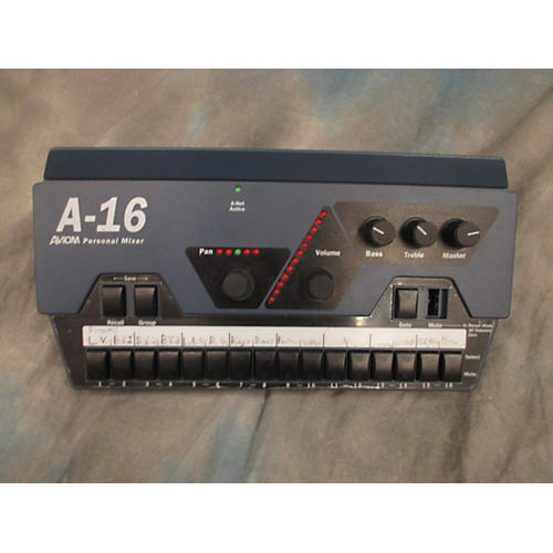 Aviom A16 PERSONAL MIXER Signal Processor-thumbnail