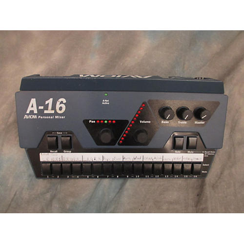 Aviom A16 PERSONAL MIXER Signal Processor