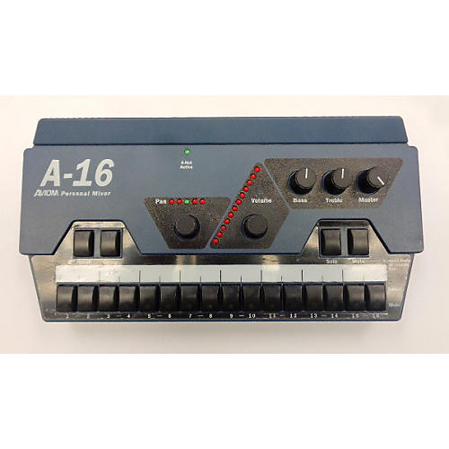 Aviom A16 Personal Monitor Line Mixer