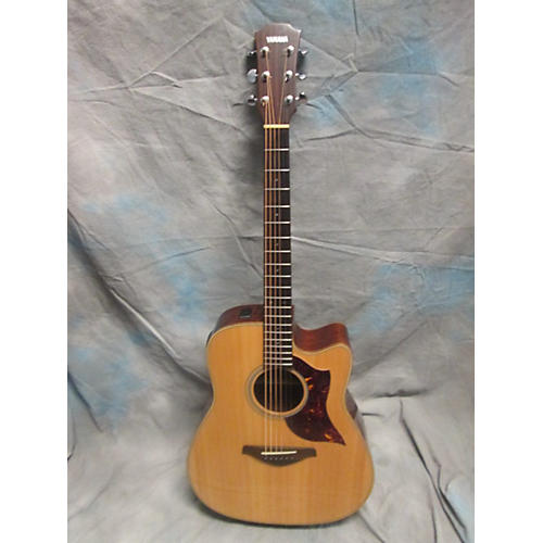 Yamaha A1M Acoustic Electric Guitar-thumbnail