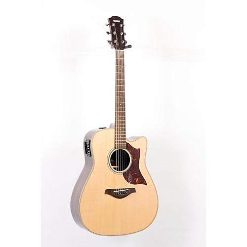 Yamaha A1R Acoustic-Electric Guitar with SRT Pickup Rosewood Back and Sides 888365279695