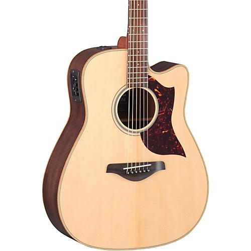Yamaha A1R Acoustic-Electric Guitar with SRT Pickup-thumbnail