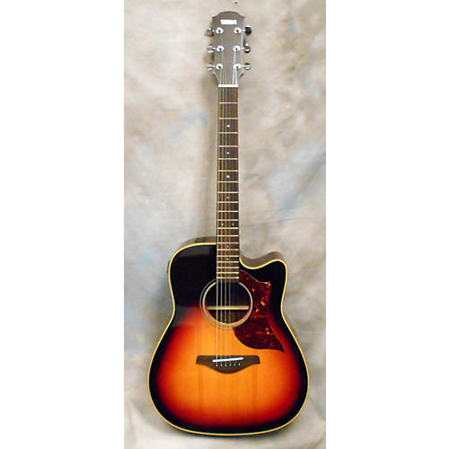 Yamaha A1R Acoustic Electric Guitar-thumbnail