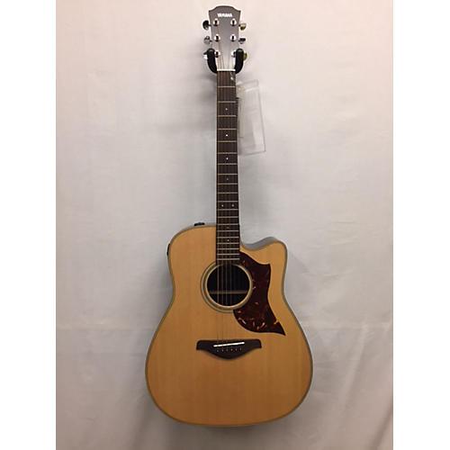 Yamaha A1R Acoustic Electric Guitar-thumbnail