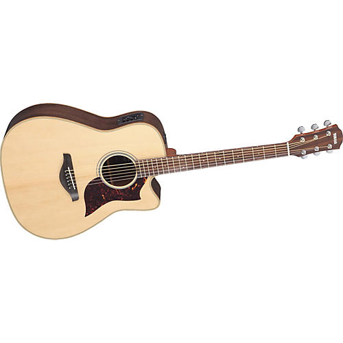 Yamaha A1R Dreadnought Acoustic-Electric Guitar with SRT Preamp/Pickup-thumbnail