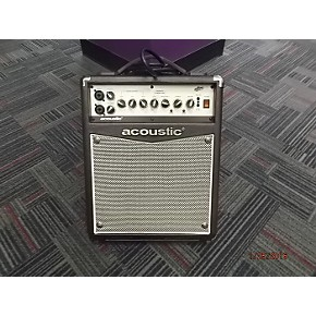 used acoustic a20 20w acoustic guitar combo amp guitar center. Black Bedroom Furniture Sets. Home Design Ideas