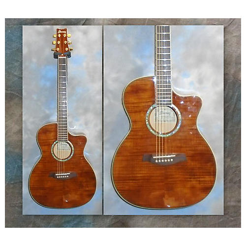 Ibanez A200E Acoustic Electric Guitar-thumbnail