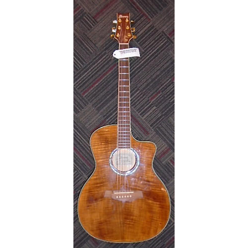 Ibanez A200ETBW1201 Acoustic Electric Guitar-thumbnail