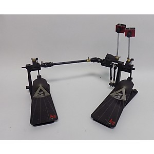 Pre-owned Axis A21 Laser DB Double Bass Drum Pedal