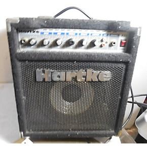 used hartke a25 bass amplifier bass combo amp guitar center. Black Bedroom Furniture Sets. Home Design Ideas