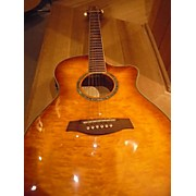 Ibanez A300EVV1201 Acoustic Electric Guitar