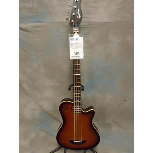 Godin A4 Acoustic Bass Guitar Brown Sunburst