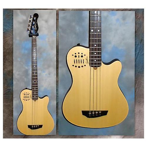 Godin A4 Ultra Electric Bass Guitar-thumbnail