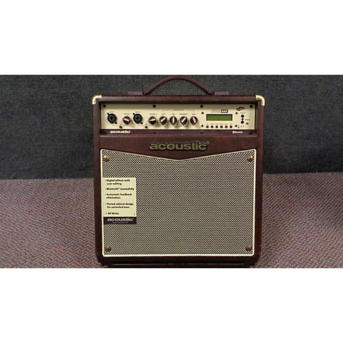 Acoustic A40 40W Acoustic Guitar Combo Amp-thumbnail