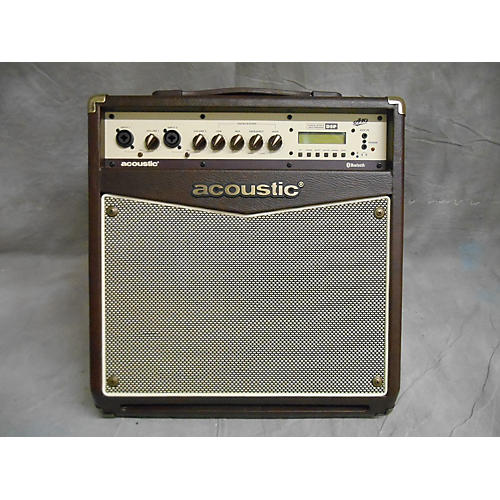 used acoustic a40 40w acoustic guitar combo amp guitar center. Black Bedroom Furniture Sets. Home Design Ideas