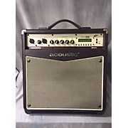 Acoustic A40 Acoustic Guitar Combo Amp
