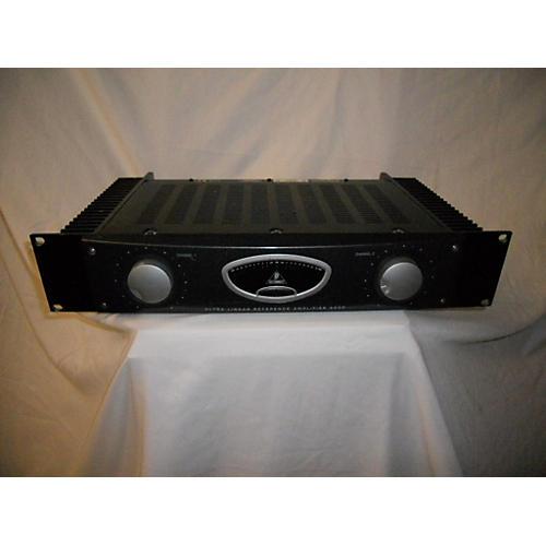 Behringer A500 600W Power Amp