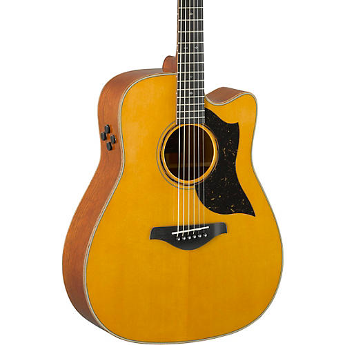 Yamaha A5M A-Series Dreadnought Acoustic-Electric Guitar