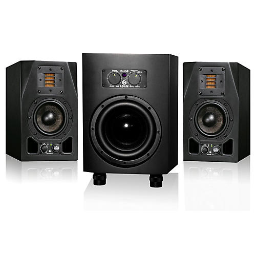Adam Audio A5X and Sub8 2.1 Package