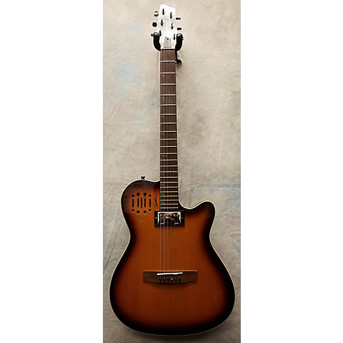 Godin A6 Ultra Acoustic Electric Guitar-thumbnail