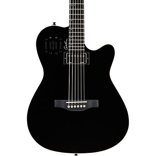 Godin A6 Ultra HG Semi-Acoustic Electric Guitar-thumbnail