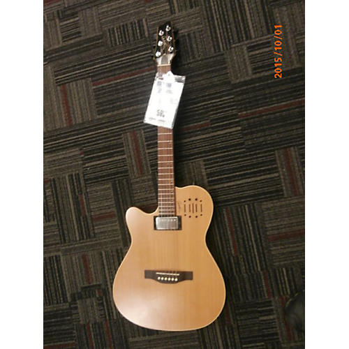 Godin A6 Ultra Left Handed Acoustic Electric Guitar