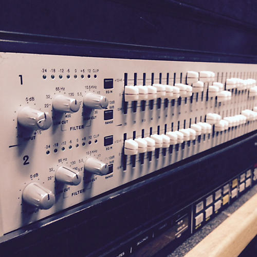Phonic A6600 Equalizer