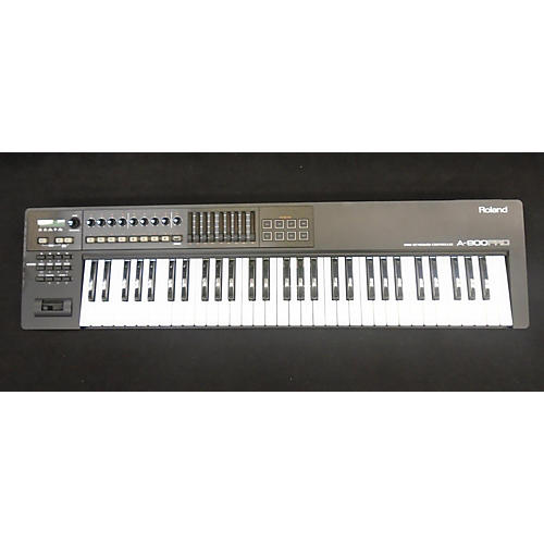 used roland a800pro midi controller guitar center. Black Bedroom Furniture Sets. Home Design Ideas