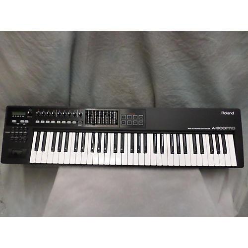 Roland A800PRO MIDI Pedalboard