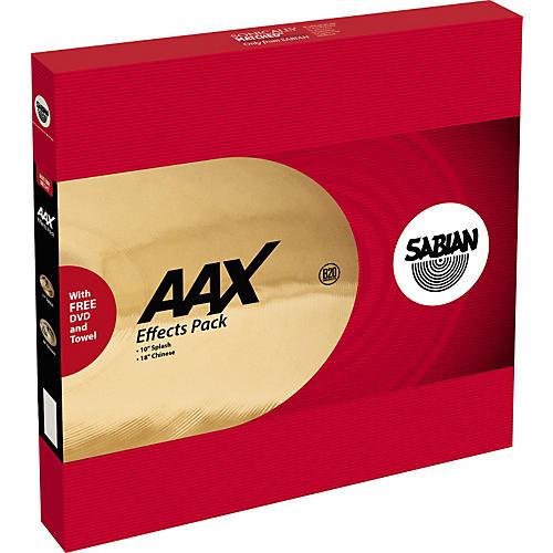Sabian AA 2-Piece Effects Cymbal Pack-thumbnail