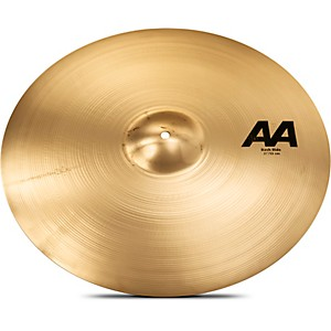 Sabian AA Bash Ride Cymbal Brilliant by Sabian