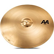 Sabian AA Bash Ride Cymbal Brilliant