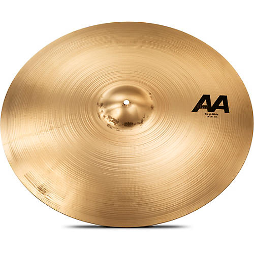 Sabian AA Bash Ride Cymbal Brilliant 24 in. 2012 Cymbal Vote-thumbnail