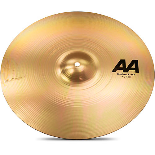 Sabian AA Medium Crash-thumbnail