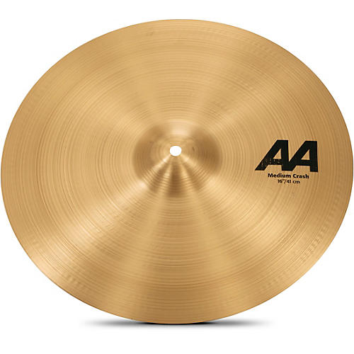 Sabian AA Medium Crash Cymbal  16 in.