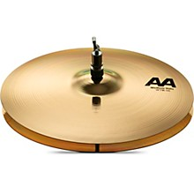 Sabian AA Medium Hi-Hats Brilliant