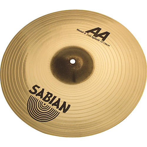 Sabian AA Metal-X Splash 14 in.