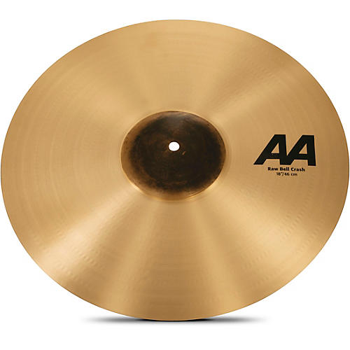 Sabian AA Raw Bell Crash Cymbal