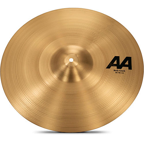 Sabian AA Rock Crash Cymbal-thumbnail