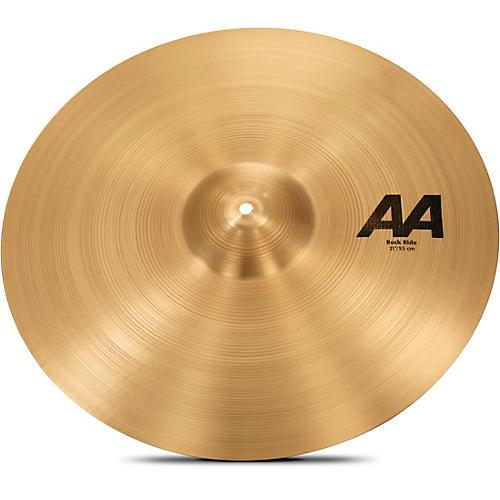 Sabian AA Rock Ride Cymbal  21 in.
