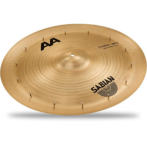 Sabian AA Series Chaos China Cymbal 22 in.
