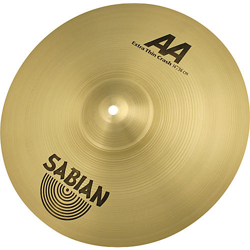 Sabian AA Series Extra Thin Crash Cymbal  14 in.