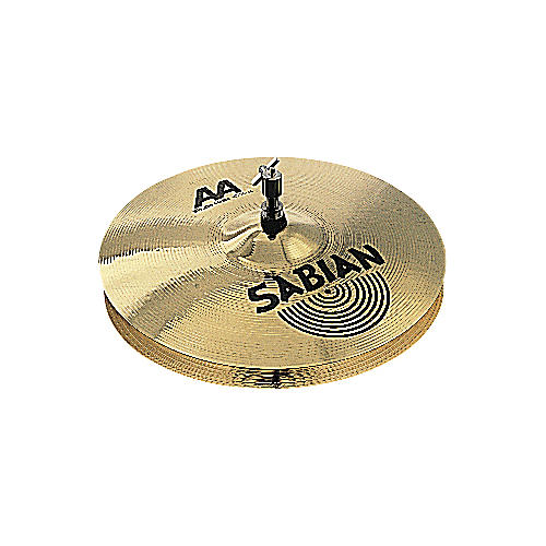 Sabian AA Series Sizzle Hi-Hats  14 in.
