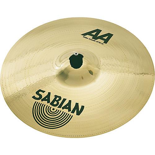 Sabian AA Series Thin Crash  15 in.