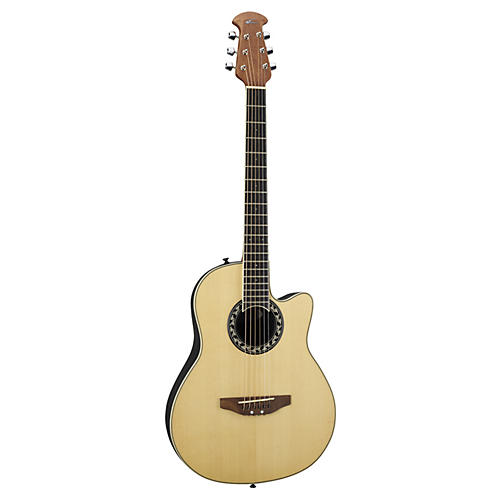Applause AA13 Minibowl Cutaway Acoustic Guitar