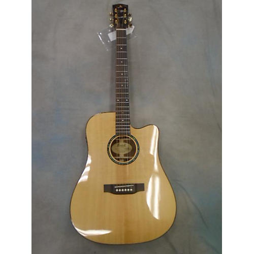 Austin AA20-O Natural Acoustic Guitar