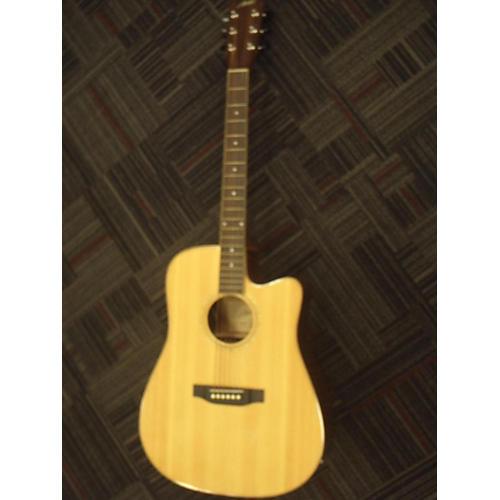 Austin AA50DEC Acoustic Electric Guitar