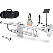 Allora AATR-125 Classic Series Bb Trumpet Gift Kit