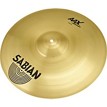 Sabian AAX Arena Heavy Marching Cymbal Pairs Level 1 18 in. Brilliant