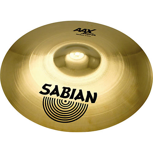Sabian AAX Arena Medium Marching Cymbal Pairs-thumbnail